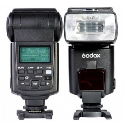 Flash Speedlight Godox Tt680 - Para Nikon