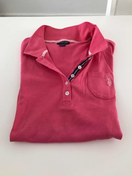 Chombas Color Rosa Y Color Verde