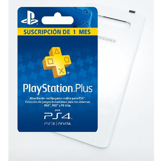 Ps Plus 1 Mes Playstation Psn Store