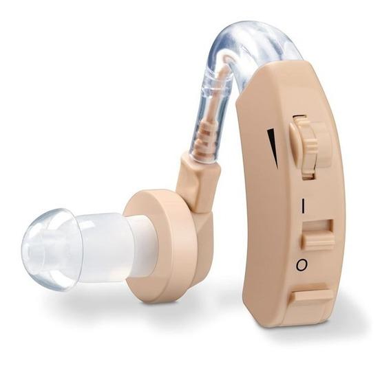 Audífono Ergonómico Amplificador Sonido Ha20 Beurer Envío