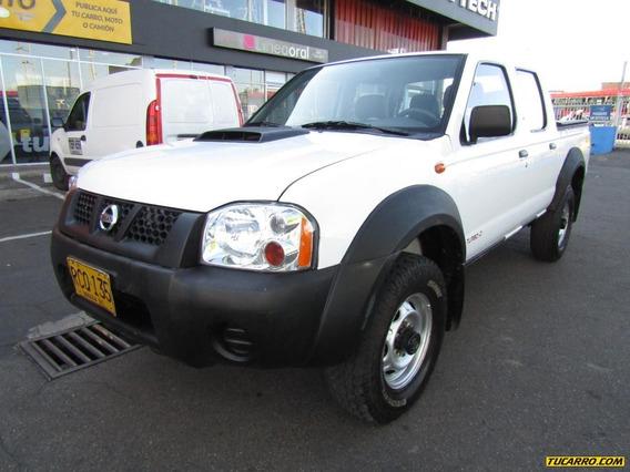 Nissan Frontier Nisan Frontier 4x4 Np 300