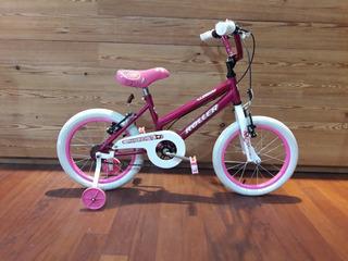 Bicicleta Roller Linda Rodado 16
