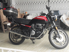 Moto Honda Cb450 Dx Custon