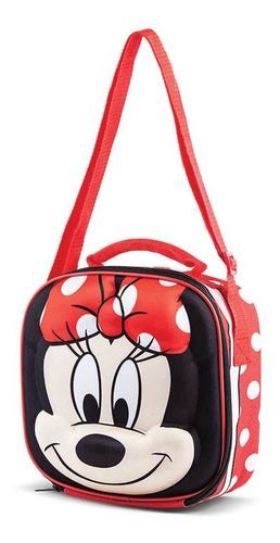 Bolsa Lancheira 3d Disney Minnie - Lillo