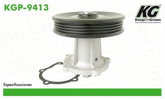 Bomba Agua Chevrolet Spark Byte 2014 1.2l Keep On Green