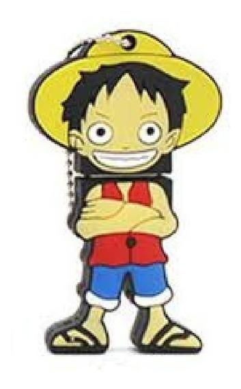 Pendrive 32gb One Piece Monkey D. Luffy Roronoa Zoro Toei