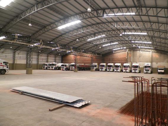 Galpon De 3750 + 1120 De Playa - Parque Industrial De Lanus