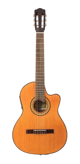 Guitarra Electroacústica Gracia M8 Eq C/cuerdas De Nylon