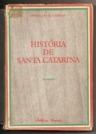 Livro História De Santa Catarina