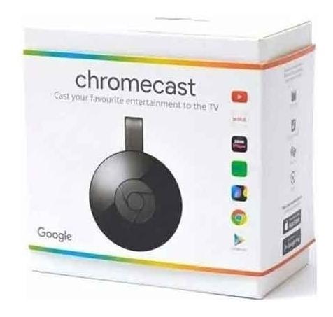 Chromecast 2 Google Original - Hdmi Lacrado Original