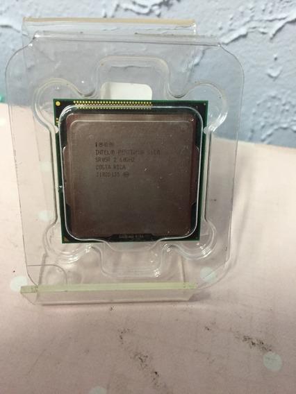 Processador Pentium Dualcore G620 Socket 1155 2.6ghz