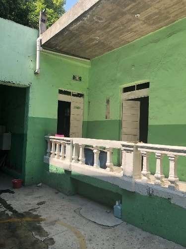 Casa En Venta Como Terreno Colonia Popotla