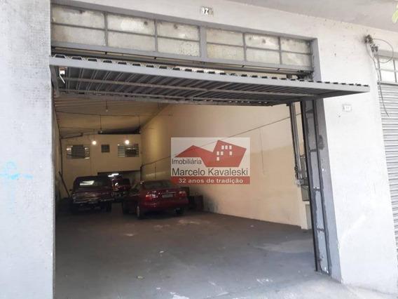 Galpão Comercial À Venda, Ipiranga, São Paulo. - Ga0169