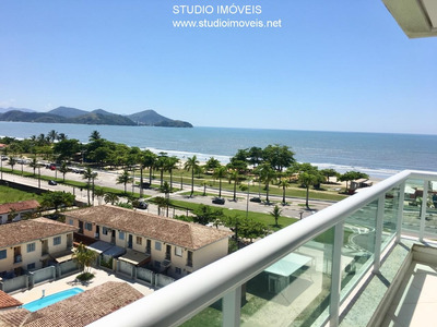 Apartamento Frente Mar Caraguatatuba - 1715 - 33580320