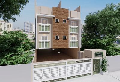 Cobertura Sem Condomínio Vila Tibiriça Santo André
