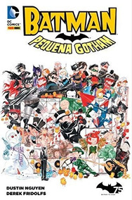 Hq Batman - Pequena Gotham, Capa Dura