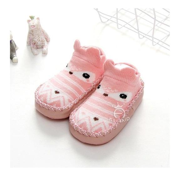 Calcetín Antiderrapante, Zapatos Para Interior Bebe Niños