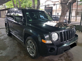 Jeep Patriot 2.4 Caja Automatica Cvt 4x4 Sport Impecable