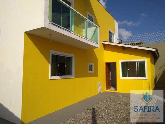 Sobrado Com 2 Dorms, Vila Correa, Ferraz De Vasconcelos - R$ 450.000,00, 0m² - Codigo: 754 - V754