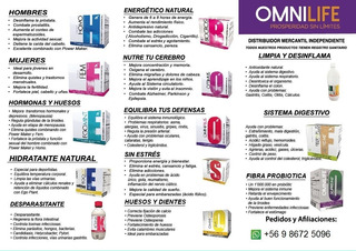 Omnilife Productos