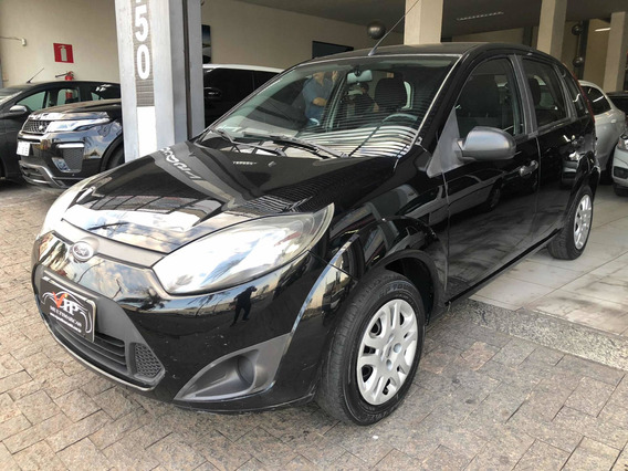 Ford Fiesta 1.6 Se Flex 2012
