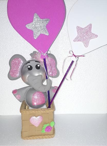 Fofucho Elefante Para Baby Shower