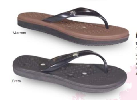 Sandálias Magnéticas