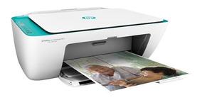 Impressora Hp Multifuncional 2675 Wifi C/ Cartucho, Cabo Usb