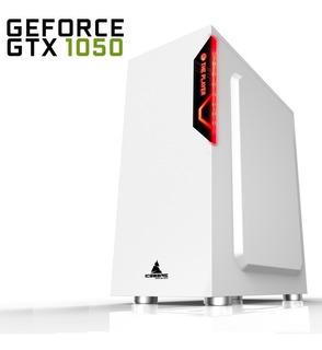Pc Gamer Glacius One - Gtx 1050 + Intel, 8gb, 1tb + Fortnite