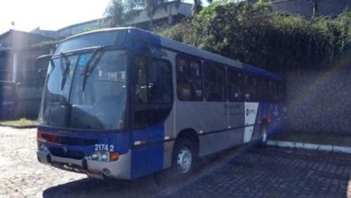 Ônibus Urbano Mpolo Vialle 2007 Mb Of 1722, 38 Lug R$