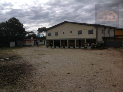 Barracão Comercial À Venda, Thomaz Coelho, Araucária. - Ba0001