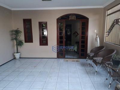 Casa Com 3 Dormitórios À Venda, 214 M² Por R$ 350.000 - Vila Peri - Fortaleza/ce - Ca0796