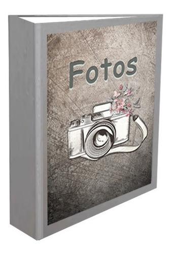 Album 13x18 Capacidade 360 Fotos Luxo