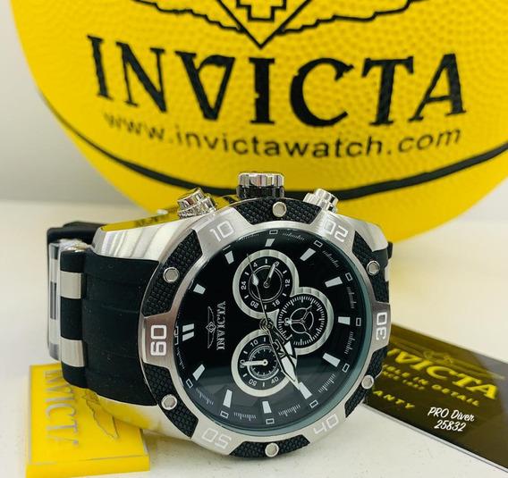 Relógio Invicta Speedway 25832 - Prata