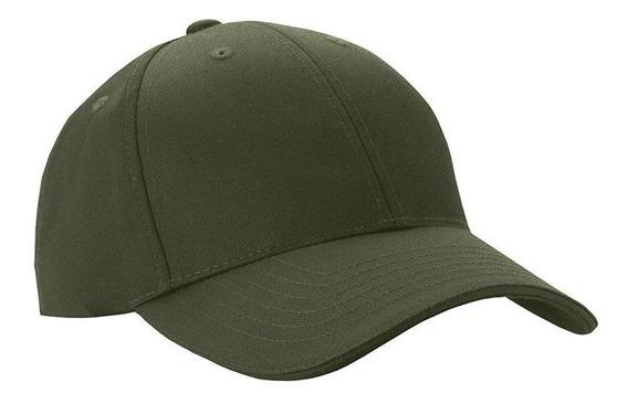 Gorra Uniform Ajustable Verde Marca 5.11 Original