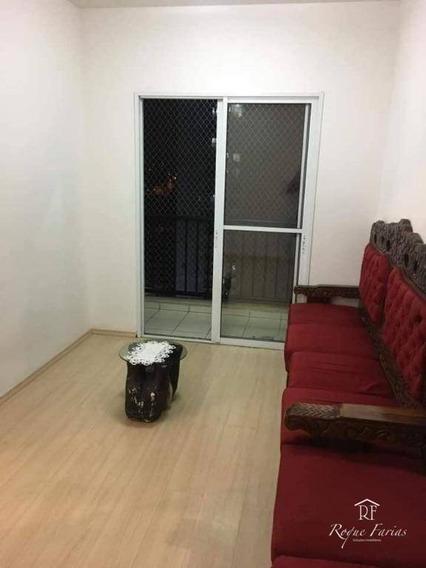 Apartamento Com 2 Dormitórios Para Alugar, 51 M² Por R$ 1.230/mês - Umuarama - Osasco/sp - Ap4448