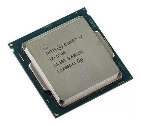 Core I7 6700 Lga 1151 Up 4.0 Ghz 6ª Geração Oem Com Garantia