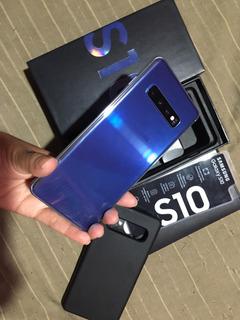 Celular Samsung S10 (permuto Solo Por iPhone X/xr)