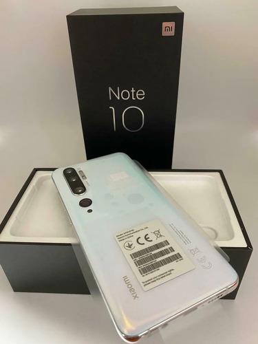 Imagen 1 de 1 de Nuevo Xiaomi Mi Note 10 Pro - 256gb - Black Unlocked