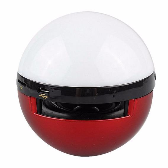 Caixinha De Som Bluetooth Pokémon Go Speaker