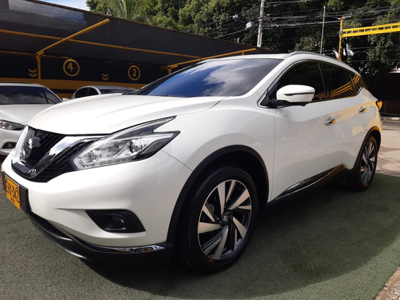 Nissan Murano Exclusive 3.5l At 2018