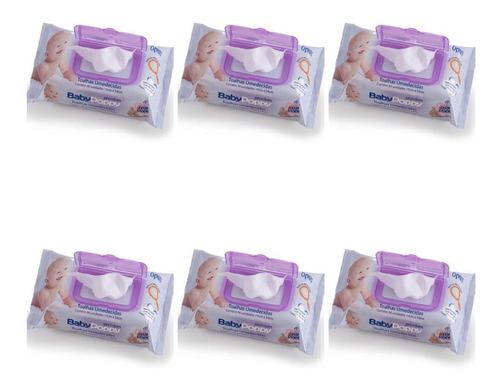 Opus Baby Poppy Premium Fliptop Tl. Umed C/96 (kit C/06)