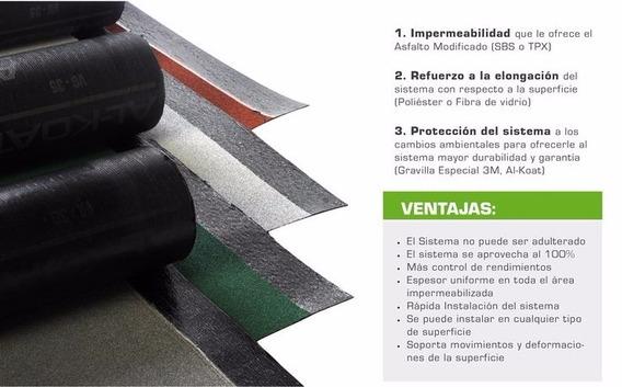 Al-koat Prefabricado Súper Premium 3.5 Vg Envío Gratis
