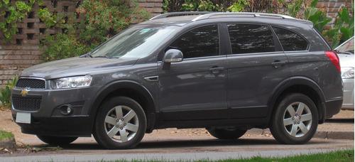 Manual De Despiece Chevrolet Captiva (2011-2015) Español
