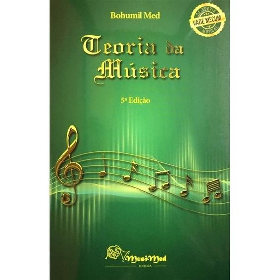 Teoria Da Musica Bohumil Med 5 Edição