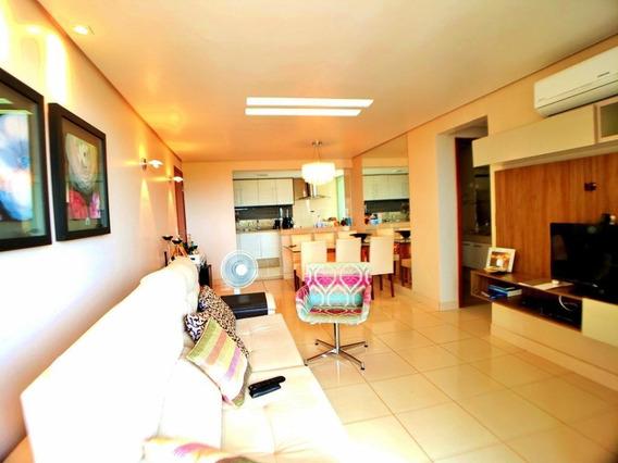 Apartamento Em Plano Diretor Norte, Palmas/to De 90m² 3 Quartos À Venda Por R$ 420.000,00 - Ap389403