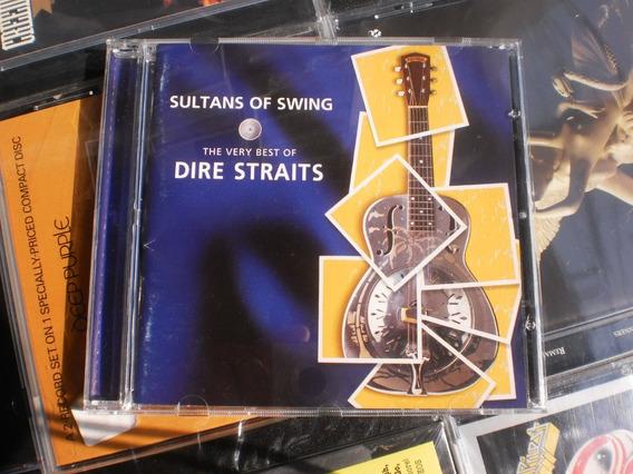 Dire Straits The Very Best Cd Garantia Abbey Road Disqueria