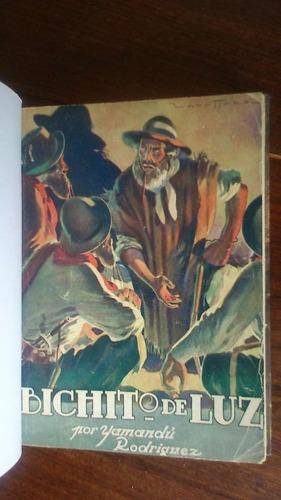 Imagen 1 de 4 de Bichitos De Luz Cuentos Camperos Inéditos- Yamandú Rodríguez
