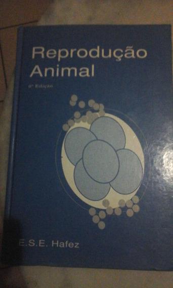 Livro Reprodução Animal 6a Ed Hafez
