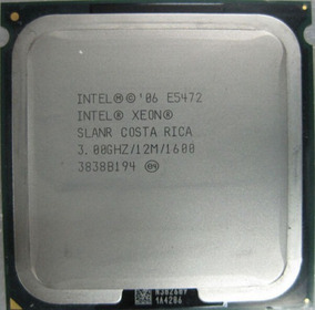 Intel Xeon E5472 3.0 Ghz/12 M 1600fsb Lga775 Adaptado.